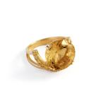 Citrino-anello-oro-giallo-e-zaffiri_2
